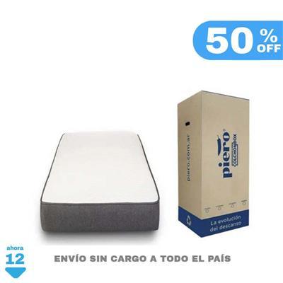 COLCHON 1 PLAZA COLCHON BOX 80X190