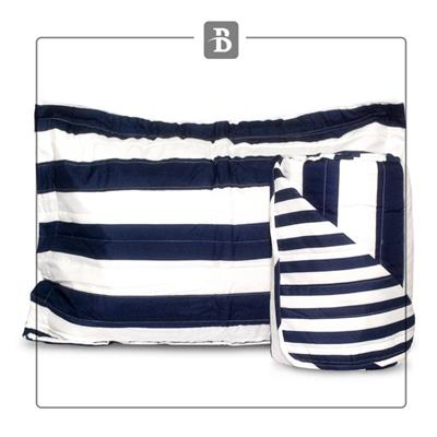 COVER NAVY AZUL TWIN