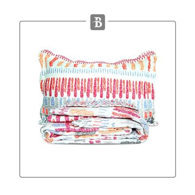 COVER TOULOUSE REVERSIBLE TWIN