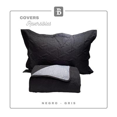 COVER TWIN NEGRO