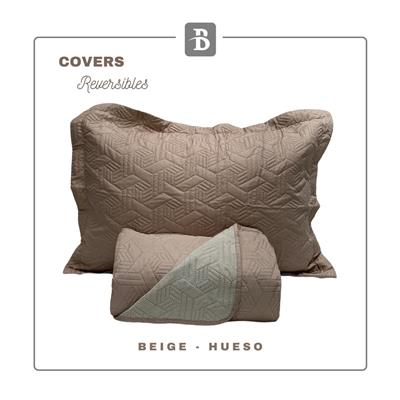COVER TWIN BEIGE
