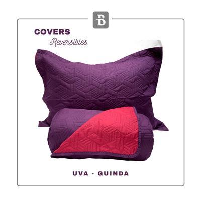 COVER TWIN UVA